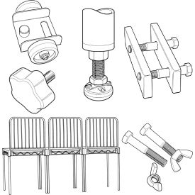Steel Deck - Accessories & Components