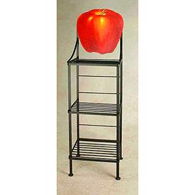 Art Silhouette Bakers Racks-Fruit & Vegetable Theme