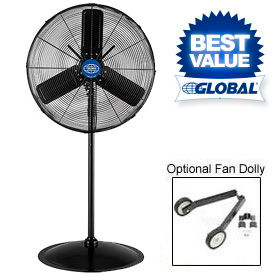 Outdoor Rated Oscillating Pedestal Fans