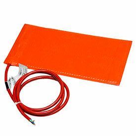 Silicone Rubber Heating Blankets