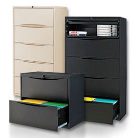Interion Premium Lateral File Cabinets