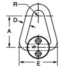 Flip-Flop Hoist Rings