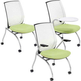 Interion™ - White Shell Nesting Chairs