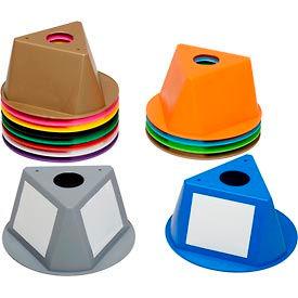 Global Industrial™ Pallet Control Cones