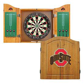 Dart Cabinets - NCAA Logo Series