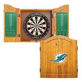 Dart Cabinet - NFL Logo Series
