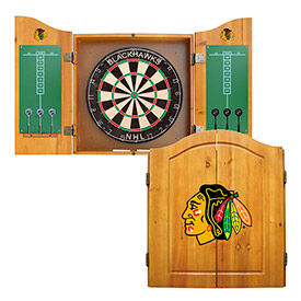 Dart Cabinet - NHL Logo Series
