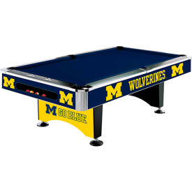 Pool Tables & Accessories - NCAA Logo Series