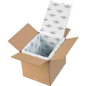 Deluxe Insulated Foam Box Liners