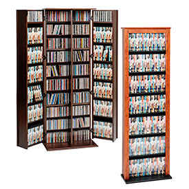 Prepac Manufacturing - Multimedia Storage