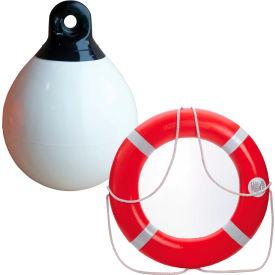 Dock Edge Cleats, Whips, Floats & Kits