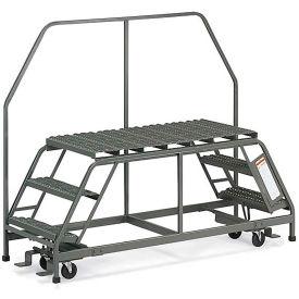 EGA Dual Access Mobile Platform Ladders