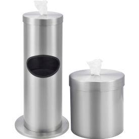 Glaro Dispensers, Sanitary Wipes, & Receptacles