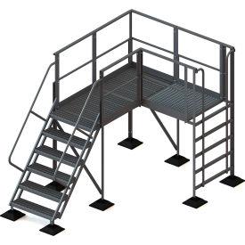 Customizable Rooftop Platforms
