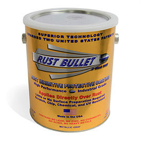 Rust Bullet Rust Inhibitive Coatings