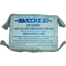 Datrex Emergency Food & Water Rations