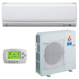 Mitsubishi Ductless Split Air Conditioners