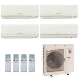 Mitsubishi Multizone Split Air Conditioners