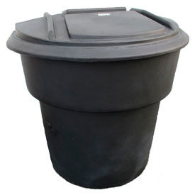 Large Capacity Curbside Garbage Containers