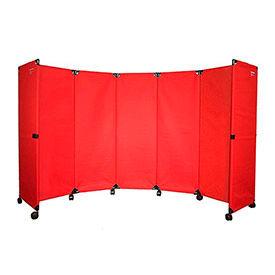 Versare - Mobile Room Dividers - 6 Ft 10 In Height