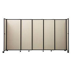 Versare - Mobile Room Dividers - Sliding Panels