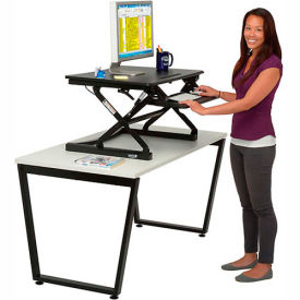 Sit and Stand Monitor Mounts & Platforms