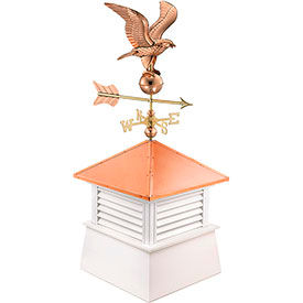 Cupola & Weathervane Combinations