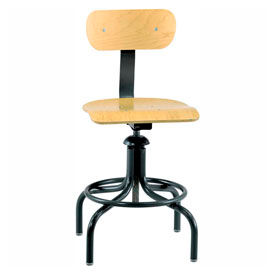 Bevco - Plywood & Steel Stools
