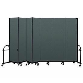 Screenflex - Heavy Duty Fabric Upholstered Mobile Room Dividers