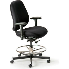 Cortech Fabric Upholstered Stools