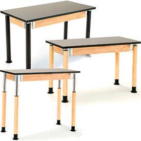 Adjustable Height Science Lab Tables
