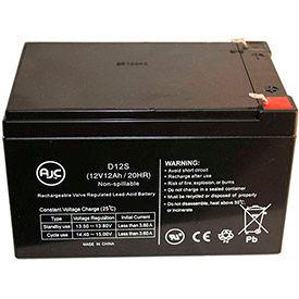AJC® Interstate Brand Replacement Wheelchair Batteries