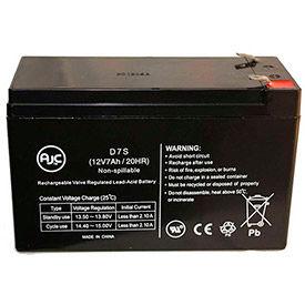 AJC® Pride Brand Replacement Wheelchair Batteries