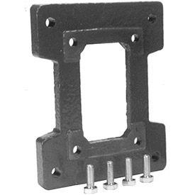 WWE Cast Iron Worm Gear Reducers Mounting Base