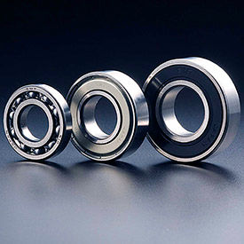 SMT, R Series, Deep Groove Ball Bearings, In.