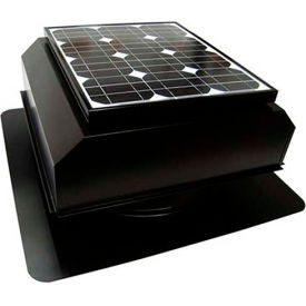 Attic Breeze Zephyr Solar Attic Fans