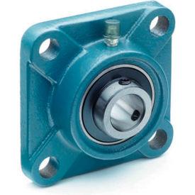 Tritan, Flange Mount Bearings, Standard & Light Duty, Set Screw Locking, 4-Bolt Sq. Flange
