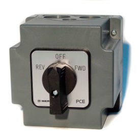 Springer Controls / MERZ Enclosed Reversing Switches