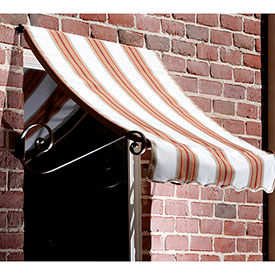 Awntech Scrolled Arm Window/Entry Awnings