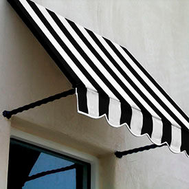 Awntech 6-3/8'W Twisted Rope Awnings