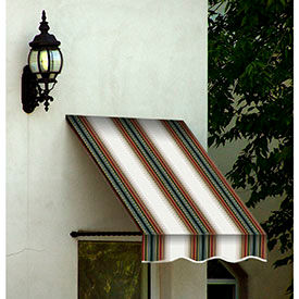 Awntech 7-3/8'W Twisted Rope Awnings