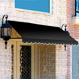 Awntech 10-3/8'W Open-Sided Slope Awnings