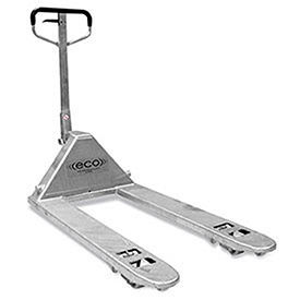 Mobile Industries Eco Corrosion Resistant Galvanized Pallet Truck
