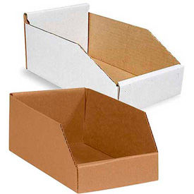 Relius Solution Corrugated Shelf Bin Boxes
