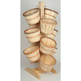 Display Baskets & Racks - Wooden