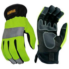 DeWalt® Hi-Visibility Gloves