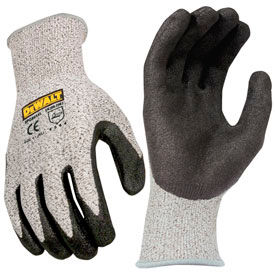 HPPE/PVC Cut Resistant Gloves