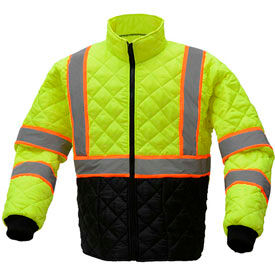 GSS Safety Winter Hi-Vis Jackets
