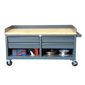 Mobile Drawer Workbench