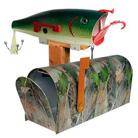 Rivers Edge Decorative Mailboxes